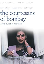 The Courtesans of Bombay Poster