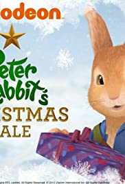 Peter Rabbit's Christmas Tale Poster
