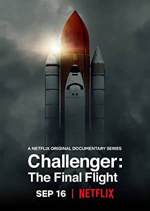 Where to stream Challenger: The Final Flight