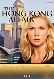 The Hong Kong Affair Poster
