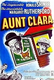 Aunt Clara Poster