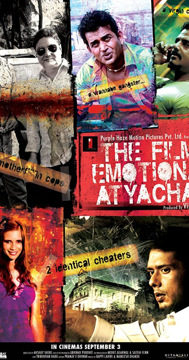 The Film Emotional Atyachar (2010) - IMDb