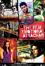 The Film Emotional Atyachar Poster