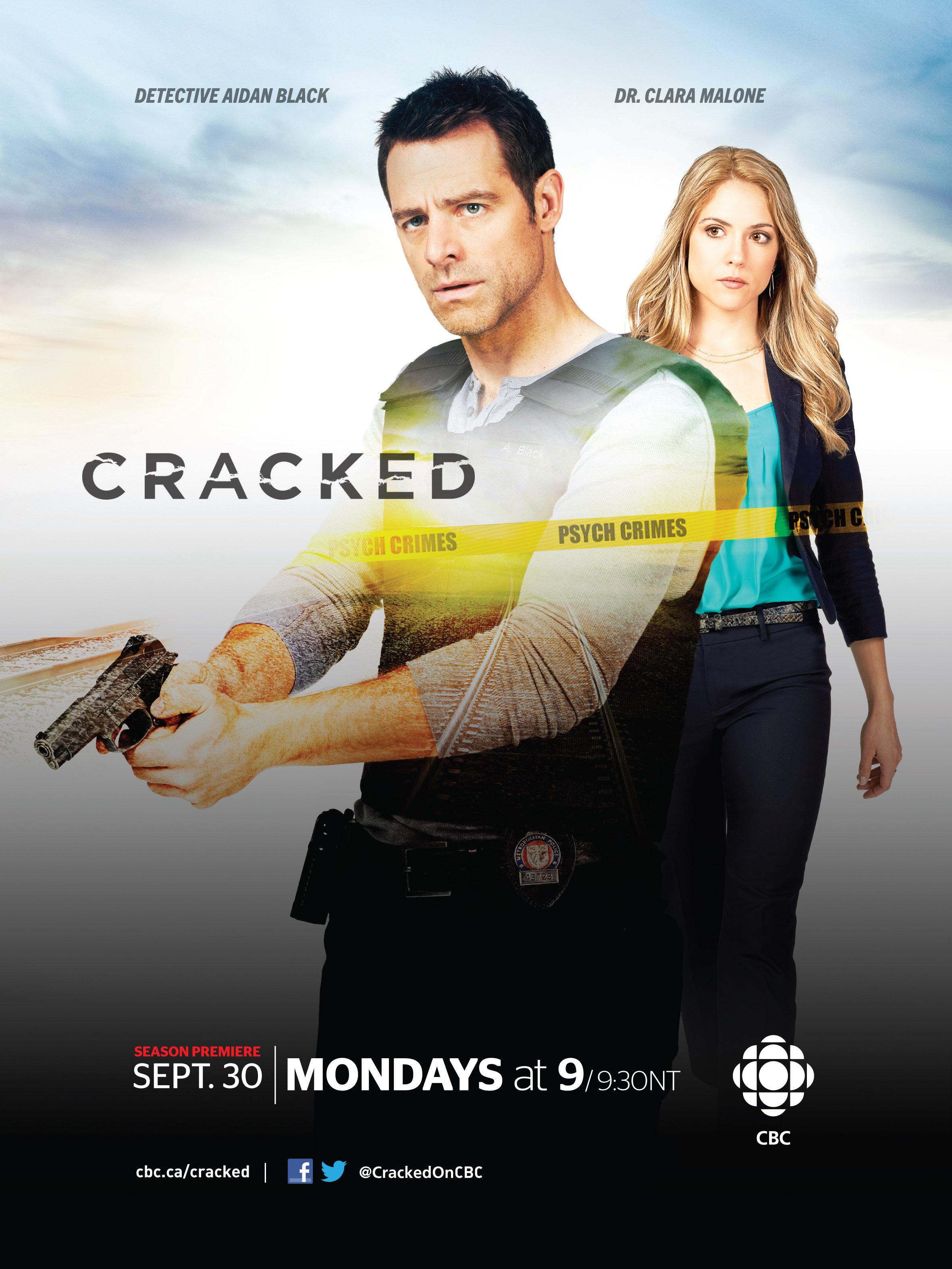 Cracked (TV Series 2013– ) - IMDb