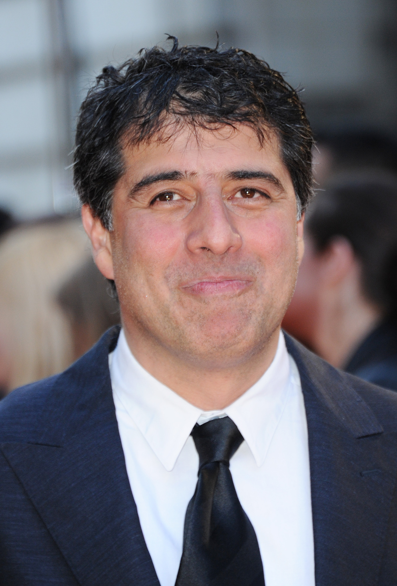 Hossein Amini at an event for The Two Faces of January (2014)
