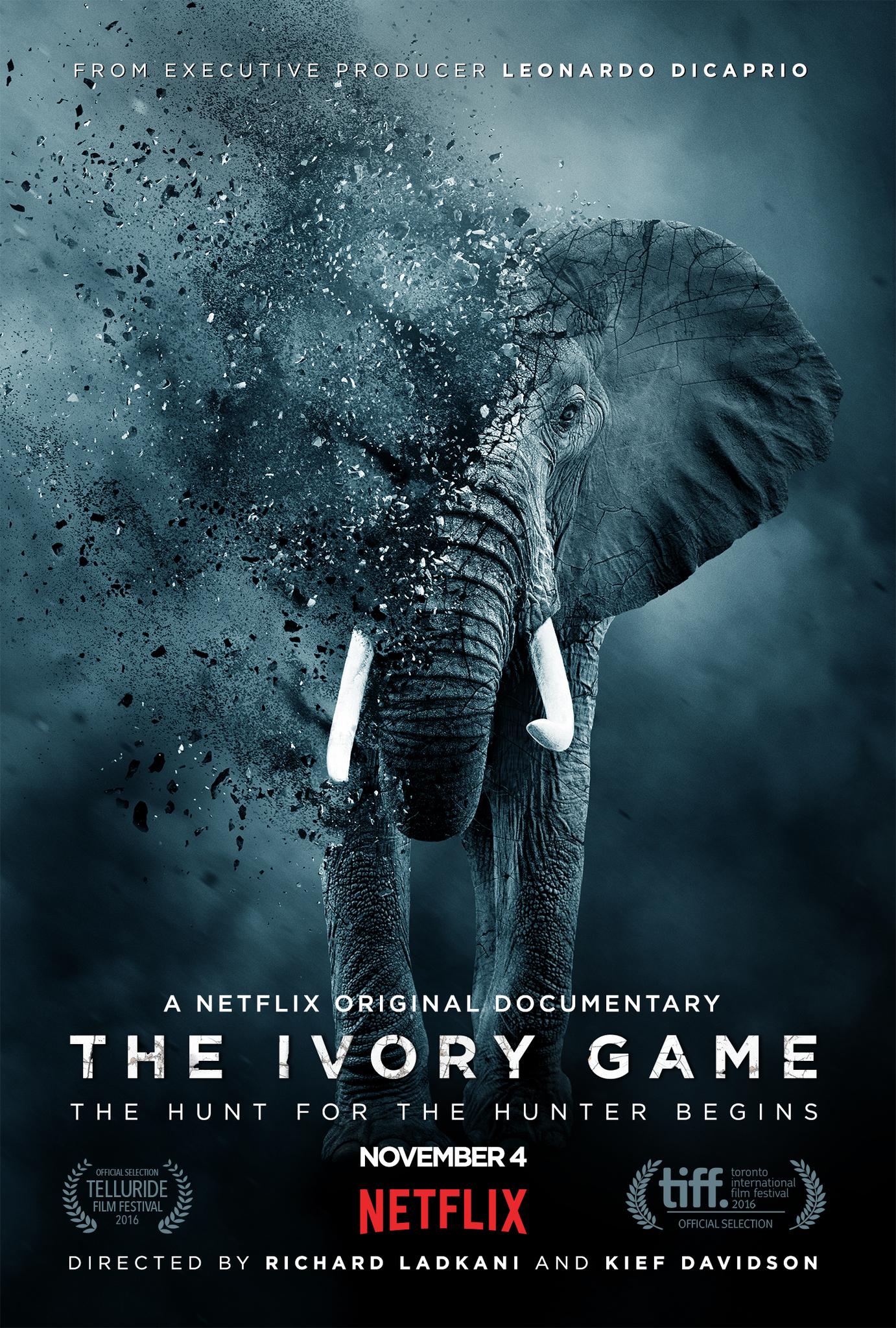Filme O Extermínio do Marfim