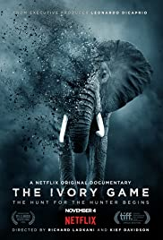 The Ivory Game Poster