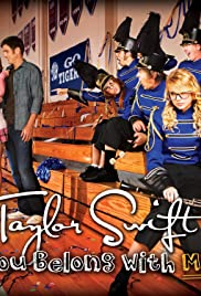Taylor Swift: You Belong with Me Poster