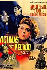 Víctimas del pecado (1951)