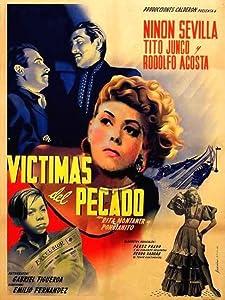 Descargas de peliculas MP4 psp Victims of Sin by Emilio Fernández Mexico  [480x854] [hdrip]
