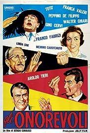 Gli onorevoli Poster