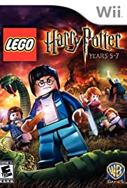 Lego Harry Potter: Years 5-7 Poster