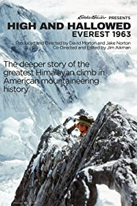 Movie tv watching High and Hallowed: Everest 1963 [Quad]