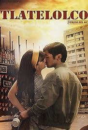 Tlatelolco, Verano de 68 Poster