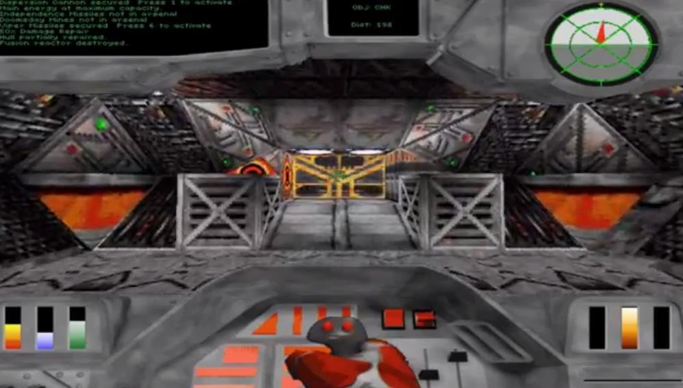Hellbender (Video Game 1996) - Photo Gallery - IMDb
