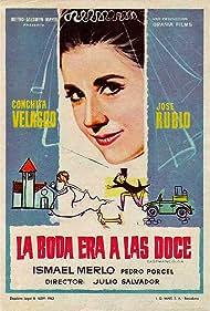 Concha Velasco in La boda era a las doce (1964)
