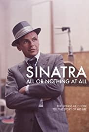 Sinatra: All or Nothing at All Poster