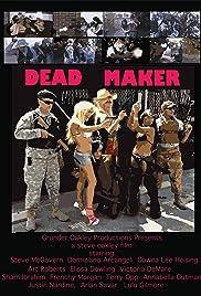 Dead Maker Poster
