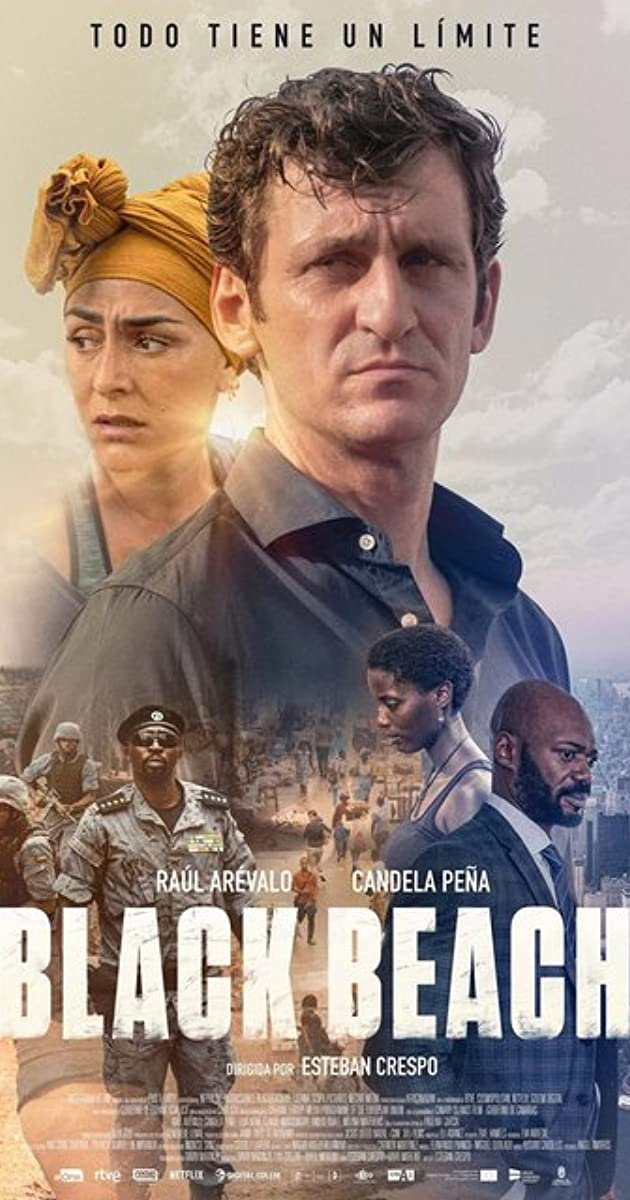 Black Beach (2020) Bengali Dubbed (Voice Over) WEBRip 720p [Full Movie] 1XBET