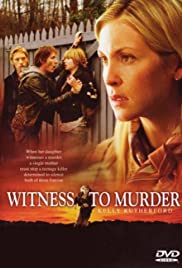 Witness to Murder Poster