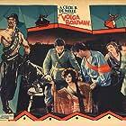 William Boyd, Elinor Fair, Julia Faye, and Victor Varconi in The Volga Boatman (1926)