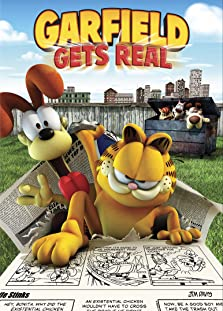 Garfield Gets Real (2007 Video)
