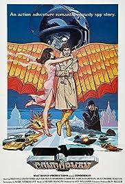 Condorman (1981) starring Michael Crawford on DVD on DVD