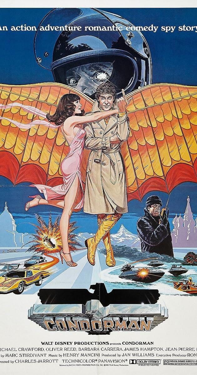 Condorman (1981) - IMDb