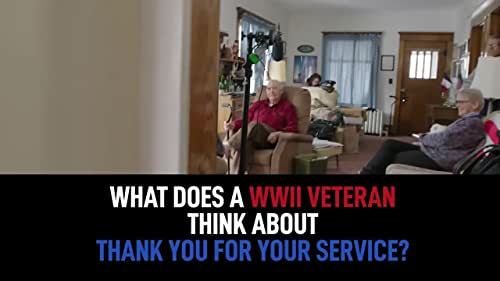 """What Does a WWII Veteran Think About """"Thank You for Your Service""""?"""