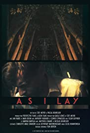 As I Lay Poster