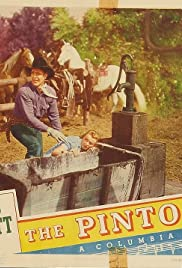 The Pinto Kid Poster
