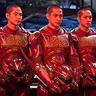 Mark Luu, Charles Luu, and Lance Luu in Pacific Rim (2013)