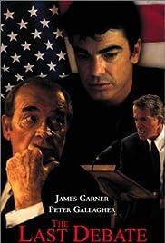 The Last Debate Poster