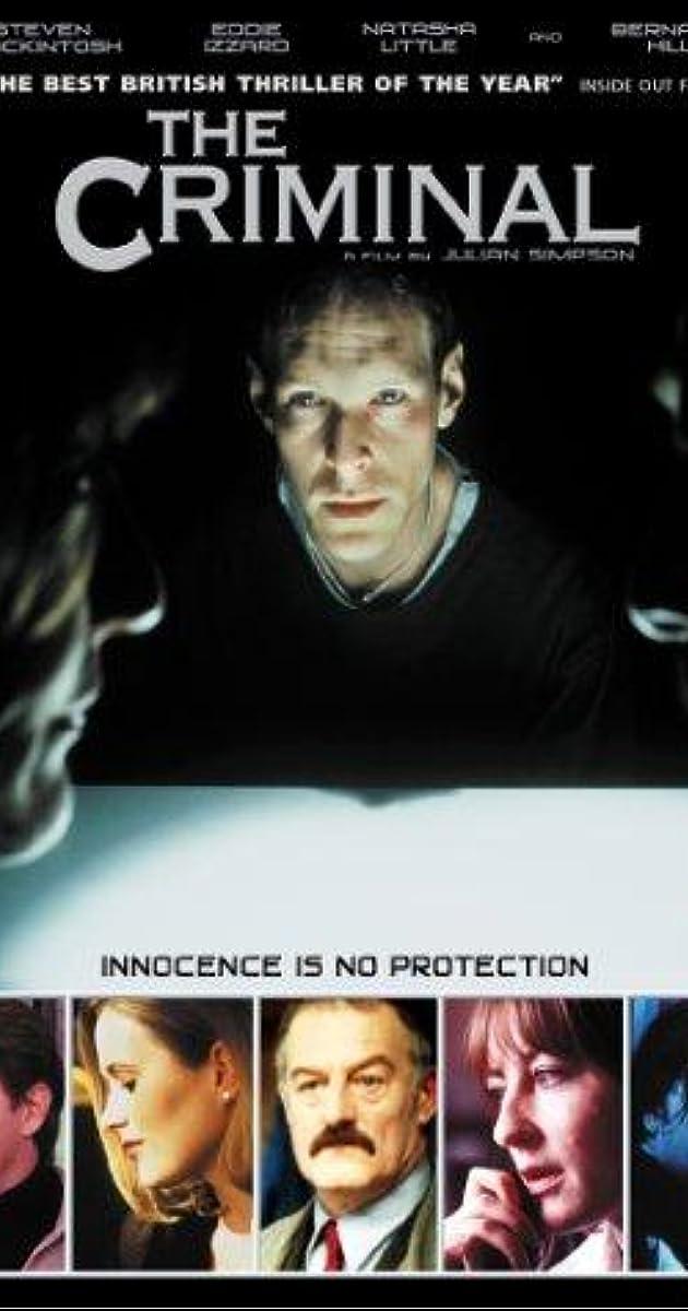3d471a1639bdb The Criminal (1999) - IMDb