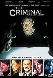 The Criminal(1999) Poster - Movie Forum, Cast, Reviews
