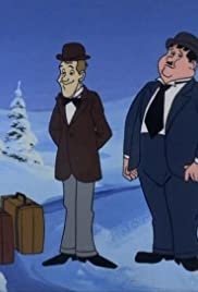 Scooby Doo Meets Laurel and Hardy Poster