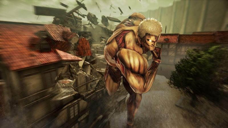 Attack On Titan Wings Of Freedom Video Game 2016 Photo Gallery Imdb