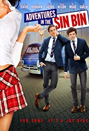 Adventures in the Sin Bin (2012) Poster - Movie Forum, Cast, Reviews