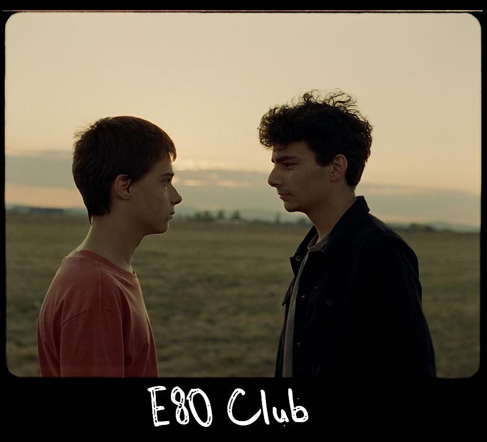 E80 Club (Short 2020) - IMDb
