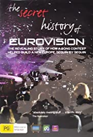 The Secret History of Eurovision Poster