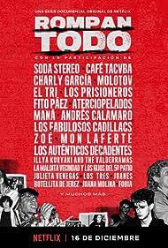 Break It All: The History of Rock in Latin America (2020)