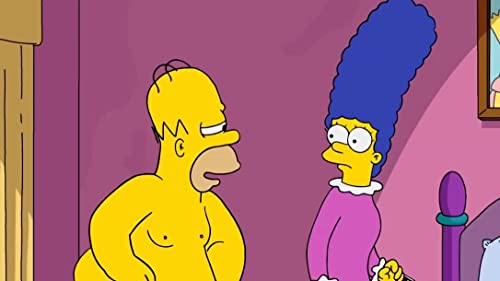 The Simpsons: Crystal Blue-Haired Persuasion