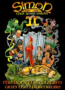 Watch all in the movie Simon the Sorcerer II: The Lion, the Wizard, and the Wardrobe by Charles Cecil [640x320]