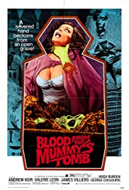 Blood from the Mummy's Tomb (1971) 720p