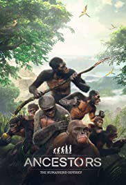Ancestors: The Humankind Odyssey Poster