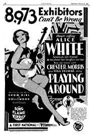 Playing Around (1930) Poster - Movie Forum, Cast, Reviews
