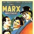 Groucho Marx, Chico Marx, Harpo Marx, Zeppo Marx, and The Marx Brothers in Animal Crackers (1930)