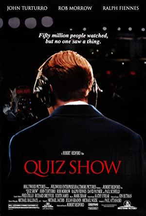Quiz Show Poster Image