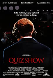 Quiz Show (1994) Poster - Movie Forum, Cast, Reviews