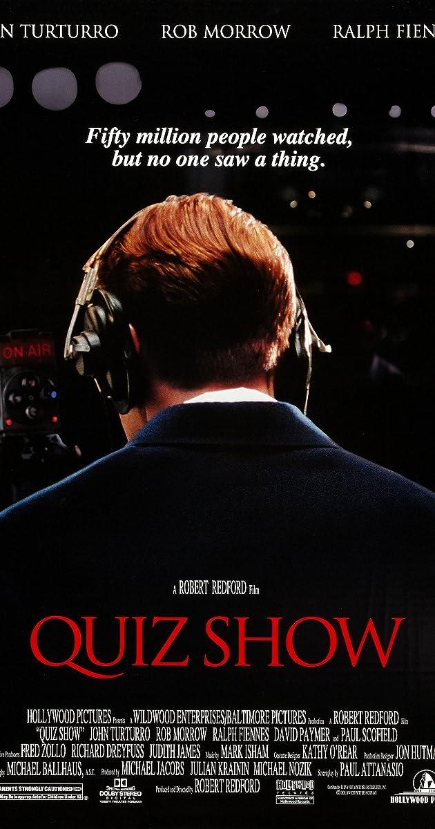 Watch Full HD Movie Quiz Show (1994)